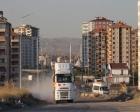 Etimesgut'ta mahallelinin taş ocağı isyanı!