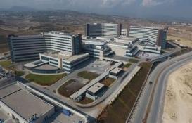 4 yeni şehir hastanesi açılış için gün sayıyor!
