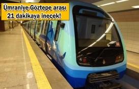 Ümraniye-Göztepe Metro Hattı ne zaman açılacak?