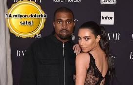 Kim Kardashian ve Kanye West Miami'deki evlerini satıyor!