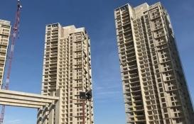 35 katlı rezidans inşaatı iptal kararına rağmen devam ediyor!