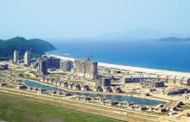Kuzey Kore sahilindeki inşaatlar turizme kazandırılacak!