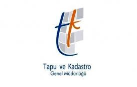 Tapu ve Kadastro Genel Müdürlüğüne ilişkin usul ve esaslar düzenlendi!