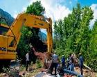 Konyaaltı Geyikbayırı Karadere Göleti inşaat çalışmaları ne durumda?