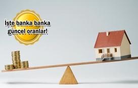 Merkez Bankası kararı sonrası konut kredisi faizleri ne oldu?