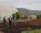Bitlis Tatvan'a şehir parkı inşa ediliyor!