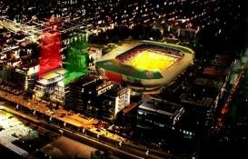 Karşıyaka Stadı'nın ihalesi yine iptal oldu!