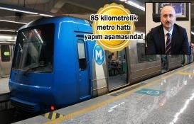 İstanbul'da raylı sistem uzunluğu 318 kilometreye ulaşacak!