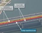 Haliç Köprüsü metrobüs yolu bakım çalışmaları başladı!