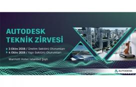 Ergün Mimarlık, Autodesk Teknik Zirvesi'ne katılıyor!