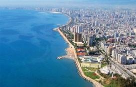 Mersin'de yabancılara konut satışı 14,67 arttı!