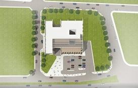 Mersin Erdemli Adalet Sarayı bu yıl açılacak!