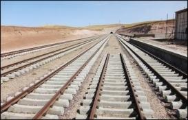 Halkapınar Otogar demiryolu 2019