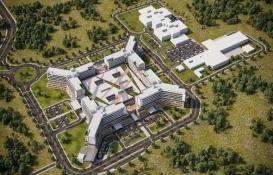 Bursa Şehir Hastanesi, Avrupa'nın 5'incisi olacak!