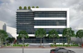 İzmir Selçuk'a yeni hizmet binası!