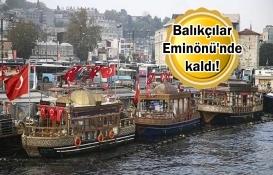 Eminönü'ndeki balık ekmek satan iş yerleriyle ilgili flaş karar!