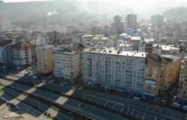 Rize'deki riskli 4 bin 174 yapı yıkılacak!