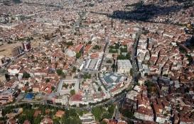 Bursa Tarihi Çarşı ve Hanlar Bölgesi'nin etrafındaki binalar yıkılacak!