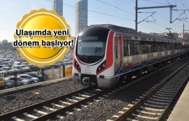 Gebze-Halkalı demir yolu hattı yarın açılıyor!