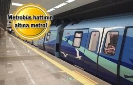Beylikdüzü'ne metro projesi yola çıktı!