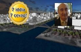 Kanal İstanbul'la ilgili hangi iddialar gerçek?