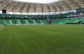 Sakarya'da 'Yaşayan Stadyum' tanıtıldı!
