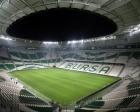 Bursa Büyükşehir Belediye Stadı'nda sona gelindi!
