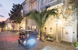 Sultanahmet Soğuk Çeşme'de konaklar otel oldu!