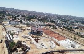 Gaziantep Büyükşehir Belediyesi'nden tenis kompleksi!