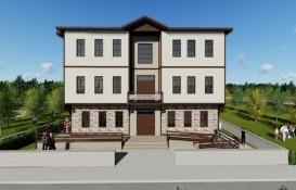 İzmit Yeşilova'ya mahalle konağı inşa ediliyor!
