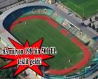 İzmit İsmetpaşa Stadyumu arsa ihalesinin 2. oturumuna en yüksek teklif kimden?
