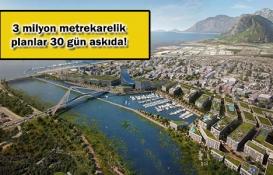 Havalimanı ile Kanal İstanbul arasındaki bölge planı onaylandı!