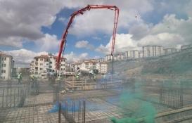 Kayseri Kocasinan'da 3 bin konutun temeli atıldı!