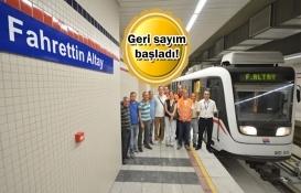 Fahrettin Altay-Narlıdere Metrosu'nun yüzde 76'sı tamamlandı!