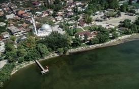 İznik Gölü kenarındaki Zeytinyağı Fabrikası mevzuata aykırı inşa edildi iddiası!