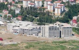 Giresun Eğitim ve Araştırma Hastanesi inşaatına sıkı takip!