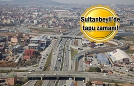 Sultanbeyli'de yeni parseller askıda!