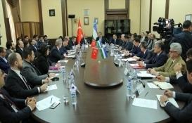Özbek-Türk İş Forumu Taşkent'te gerçekleştirildi!