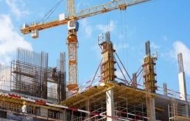 İnşaat sektörü güven endeksi yüzde 11,6 arttı!