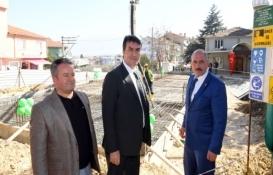 Bursa'daki muhtarlık ve spor kulübü binası yenileniyor!