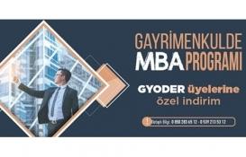 İstinye Üniversitesi gayrimenkulde MBA programı kayıtları başladı!