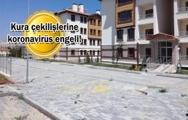 TOKİ'nin 100 Bin Yeni Sosyal Konut Projesi'nde kuralar ertelendi!