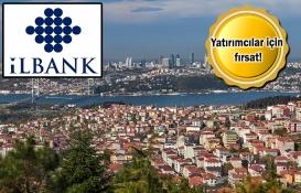 İller Bankası İstanbul ve Ankara'daki 34 arsayı satıyor!