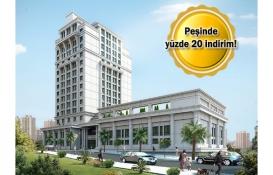 Residence Inn Deluxia Bahçeşehir ön satışta! Yeni proje!