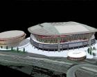Türk Telekom Arena'nın yanına basketbol salonu inşa edilecek!