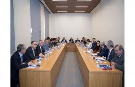 Kayseri Büyükşehir'in 2020 yılı yatırımları masaya yatırıldı!