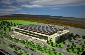 Yozgat Havalimanı için 340 milyon liralık ödenek!