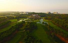 Golf alanlarına yeni tahsisler verilecek!