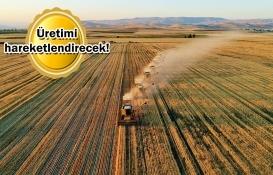 Tarım arazileri internetten kiralanabilecek!