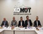 Konya Müteahhitler Birliği ilk toplantısını gerçekleştirdi!